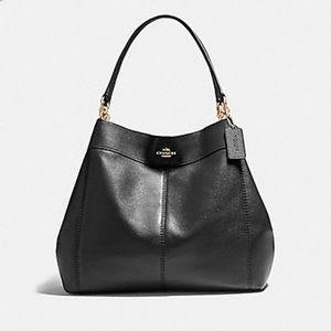 NWT | Coach Lexy Shoulder Bag | Black